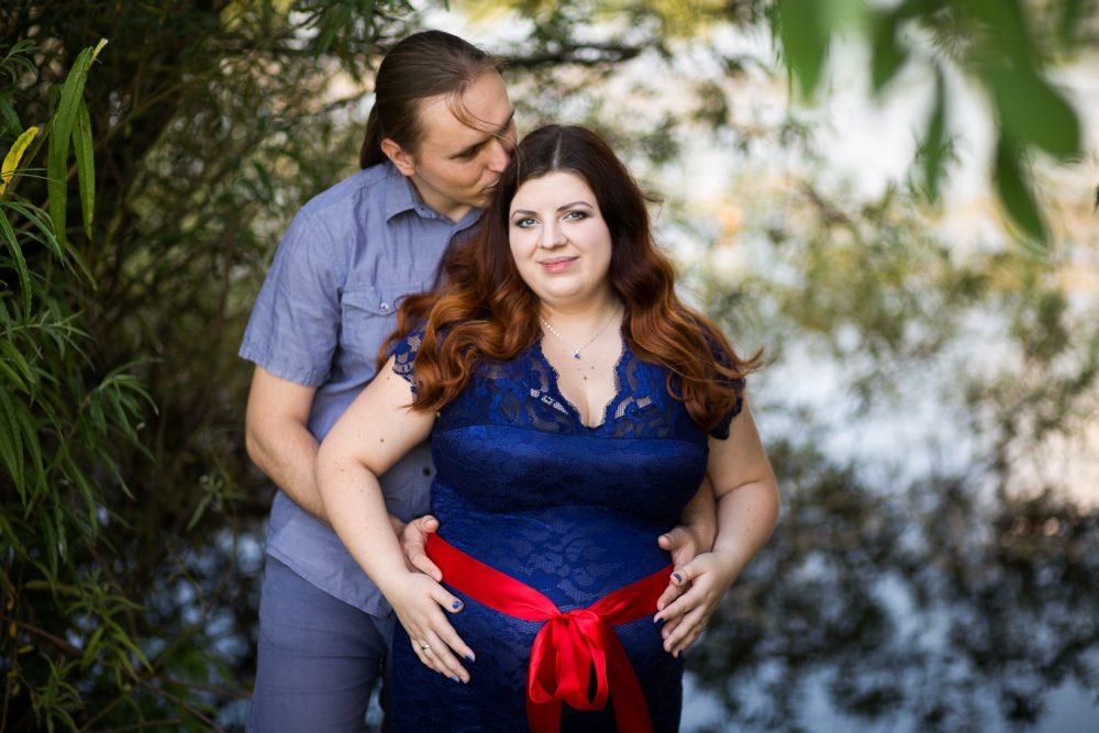Paulina i Kamil - sesja ciążowa